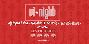 Cartel Vi Night 2014