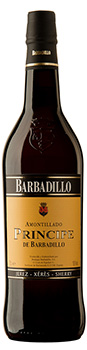 Barbadillo Amontillado Príncipe