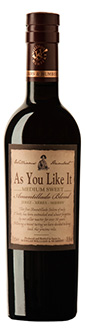 Williams & Humbert As You Like It Amontillado Medium Sweet (3/8)