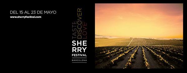 Sherry Festival Barcelona 2015