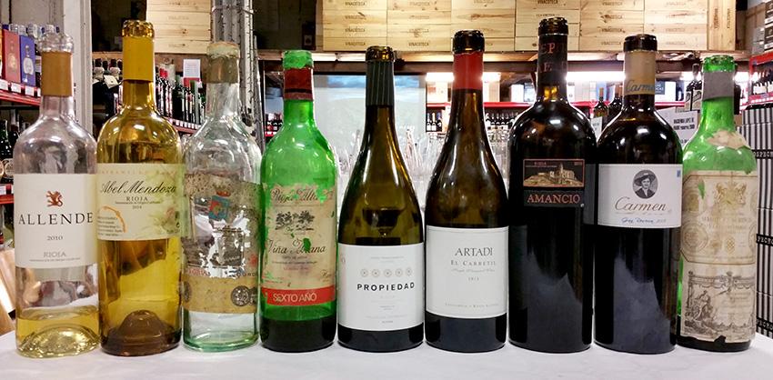 Pasado, presente y futuro de Rioja
