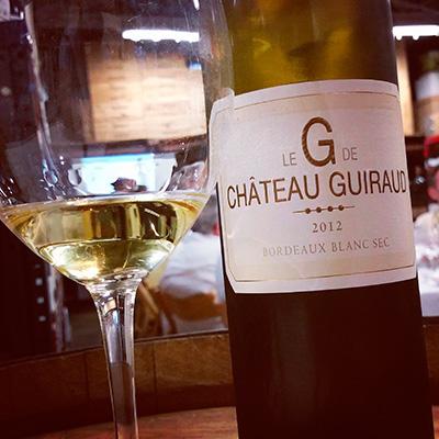Le G de Guiraud 2012