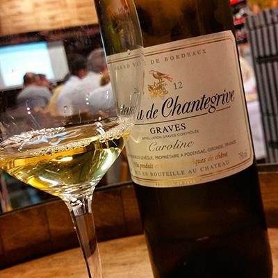 Château de Chantegrive Cuvée Caroline 2012