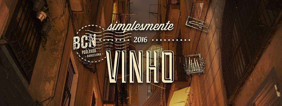 Cartel Simplesmente Vinho 2016