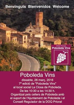 7a Edición Poboleda Vins