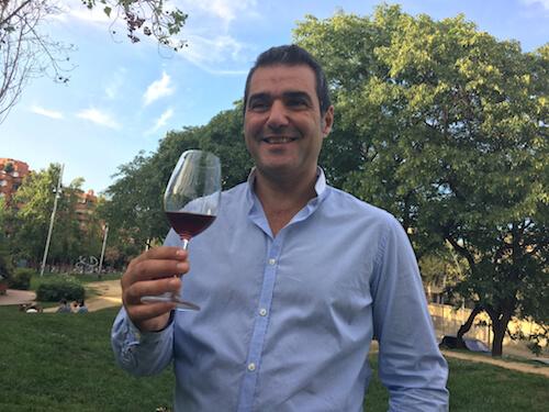 El vino según ... Demos Bertran
