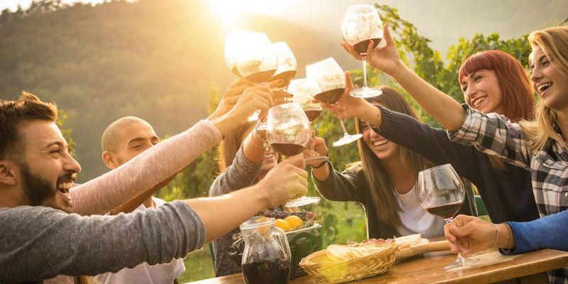 Enoturismo Wine Tourism