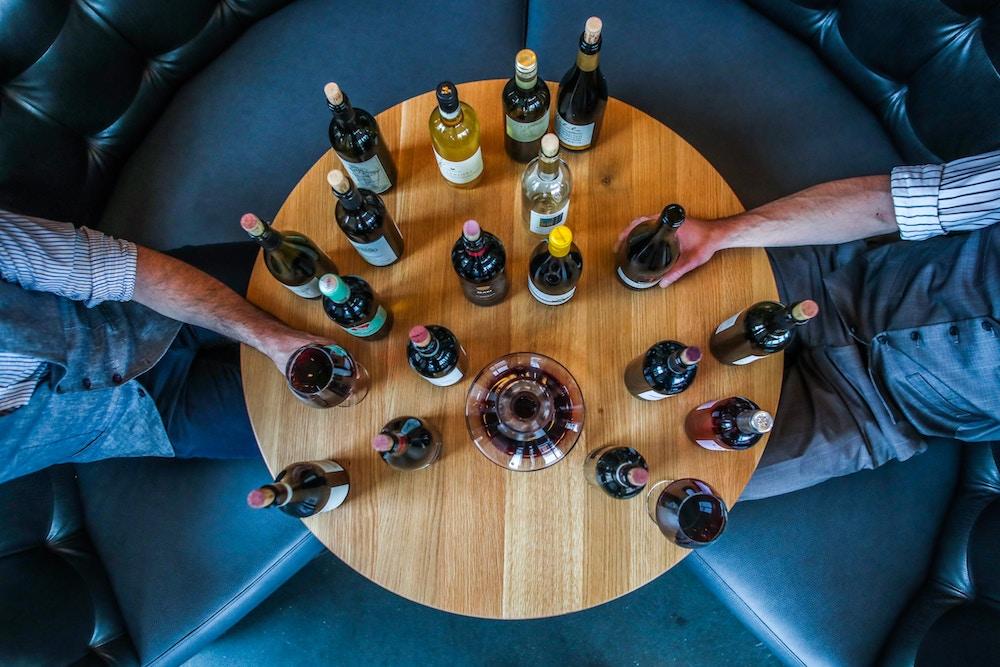 Formación de vinos para profesionales