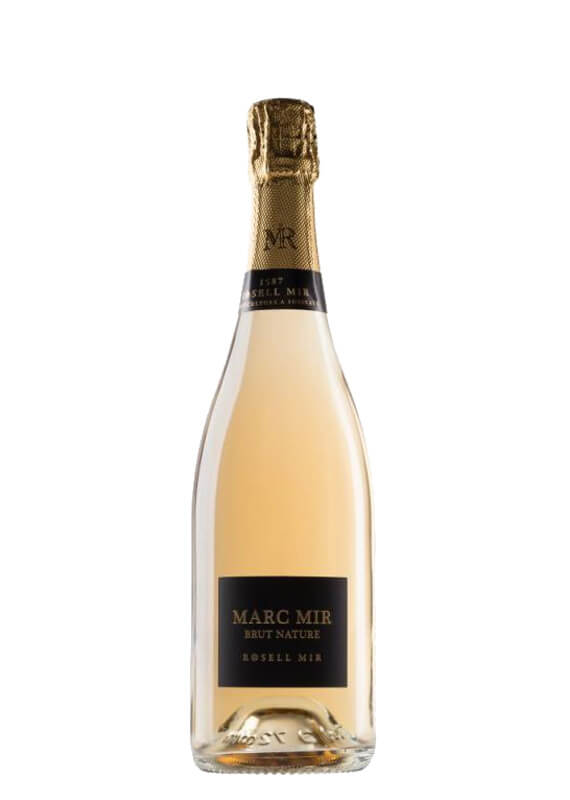 Marc Mir Brut Nature Reserva 2016 by elvi.net