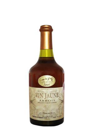 Héritier de Nessoncourt Arbois Vin Jaune 2000 by elvi.net