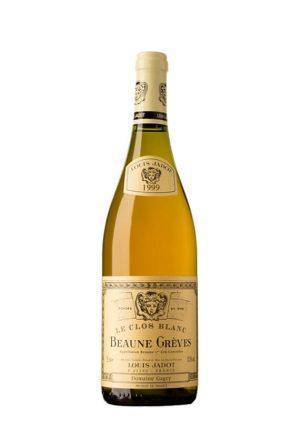 Louis Jadot Beaune Grèves Premier Cru Le Clos Blanc 1999 by elvi.net