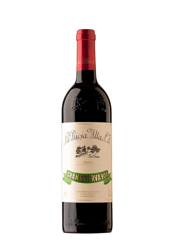 La Rioja Alta 904 Gran Reserva 1998 by elvi.net
