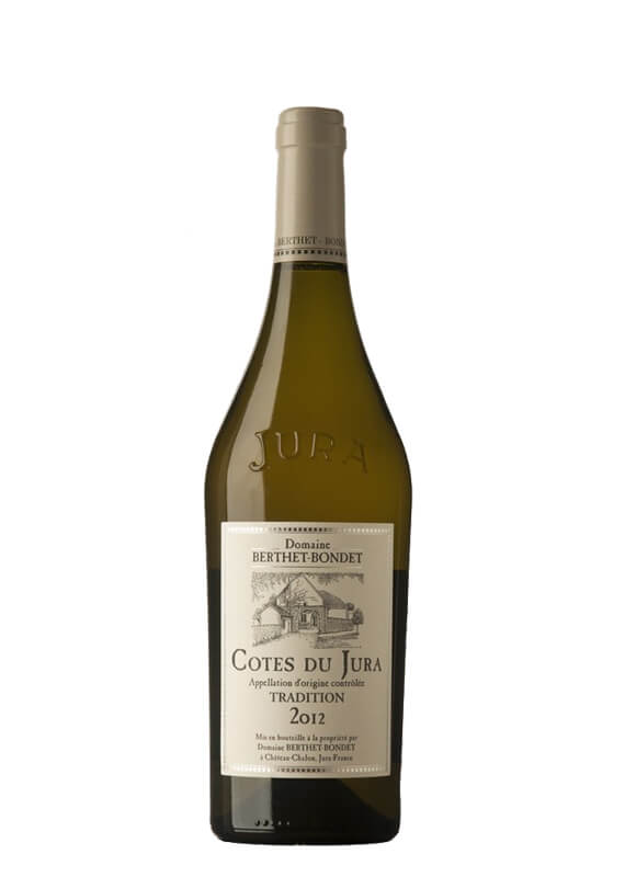 Domaine Berthet-Bondet Côtes du Jura Tradition 2012 by el vi.net