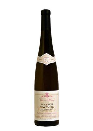 Cléebourg Himmrich Pinot Gris 2015 by elvi.net