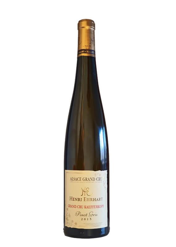 Henri Ehrhart Grand Cru Kaefferkopf Pinot Gris 2015 by elvi.net
