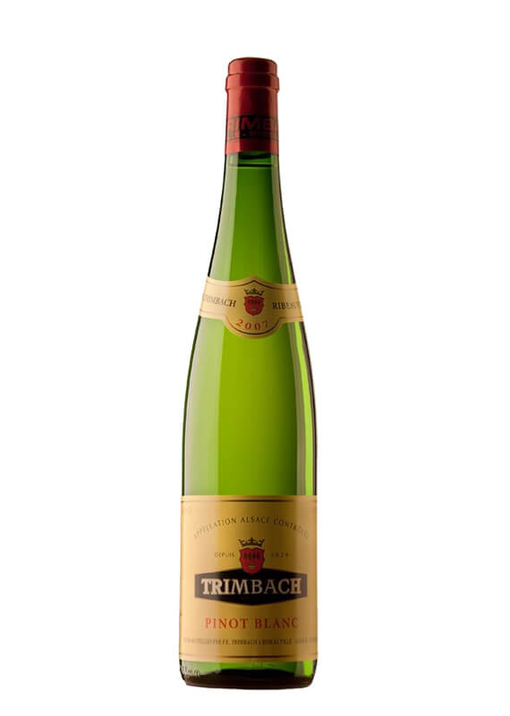 Trimbach Pinot Blanc 2007 by elvi.net
