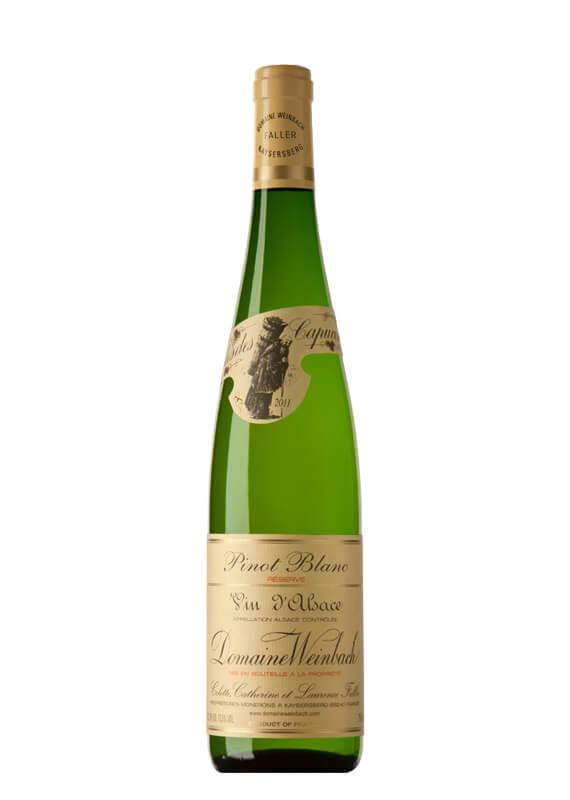 Weinbach Pinot Blanc Réserve 2011 by elvi.net