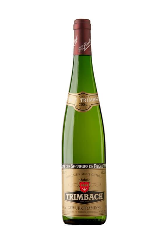 Trimbach Cuvée des Seigneurs de Ribeaupierre Gewurztraminer 2004 by elvi.net