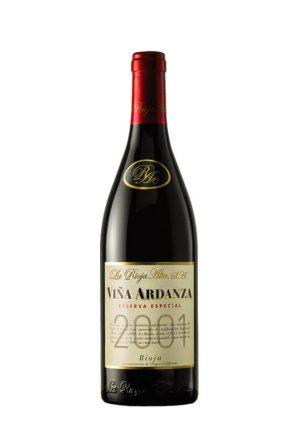 La Rioja Alta Viña Ardanza Reserva Especial 2001 by elvi.net