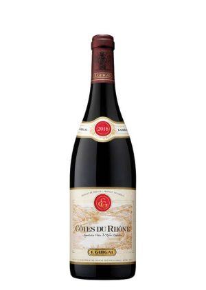 E. Guigal Côtes du Rhône 2016 by elvi.net