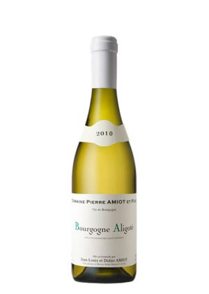 Pierre Amiot Bourgogne Aligoté 2010 by elvi.net