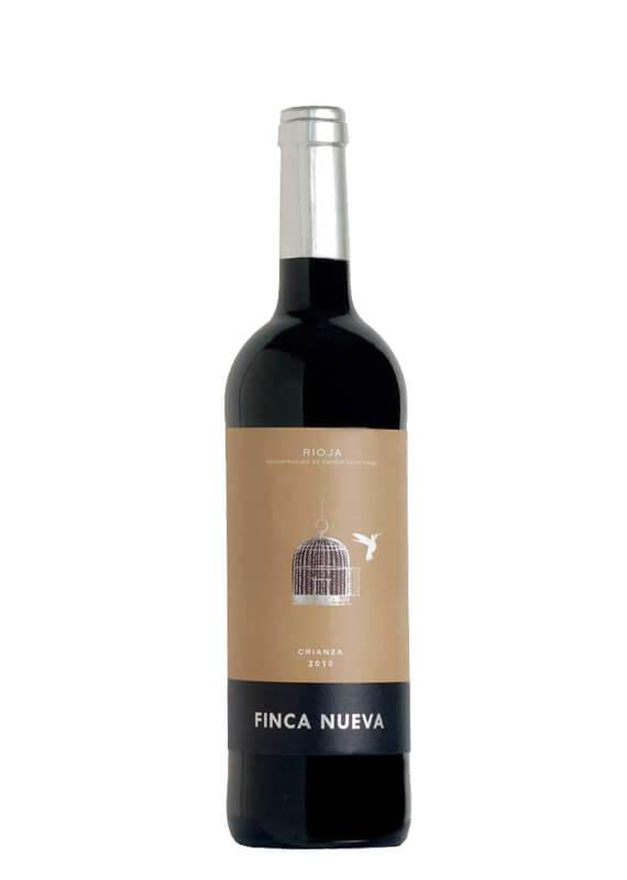 Finca Nueva Crianza 2010 by elvi.net