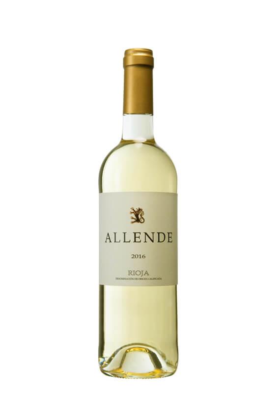 Allende Blanco 2016 by elvi.net